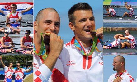 Braća Sinković obranili naslov Svjetskih prvaka