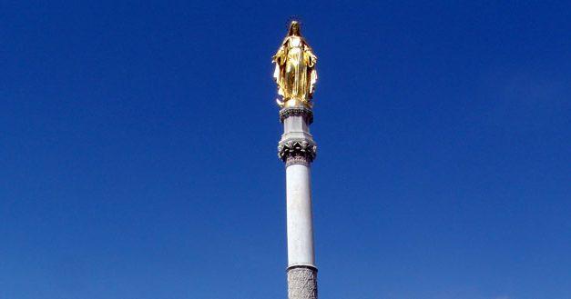 Kip Blažene Djevice Marije