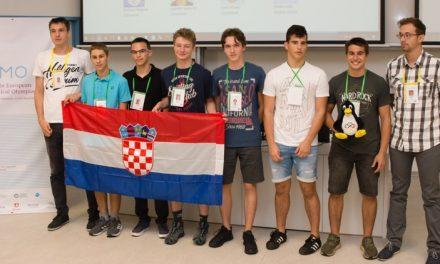 Zagrebački gimnazijalci osvojili 5 medalja