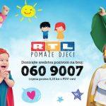 RTL pomaže djeci