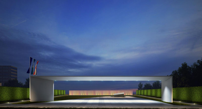 Počela izgradnja Spomenika domovini