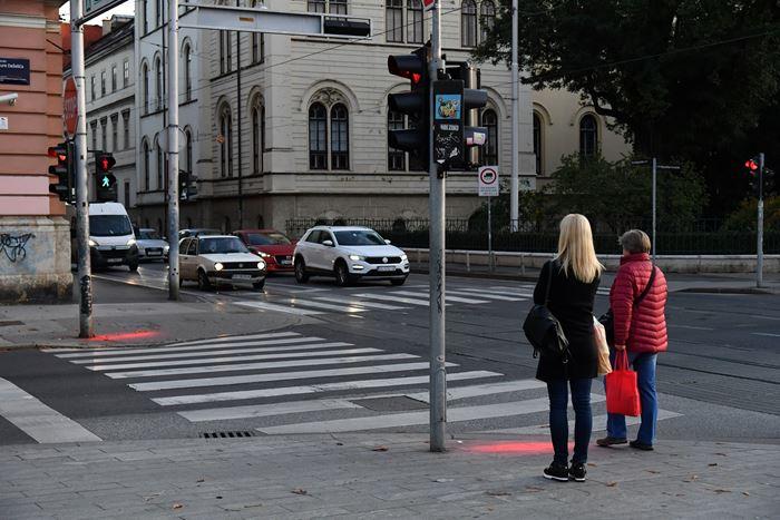Prvi semafor budućnosti
