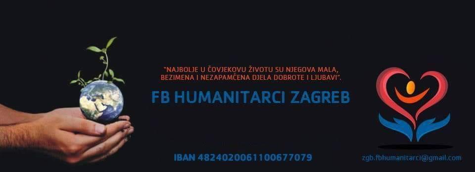 Humanitarna udruga FB Humanitarci Zagreb