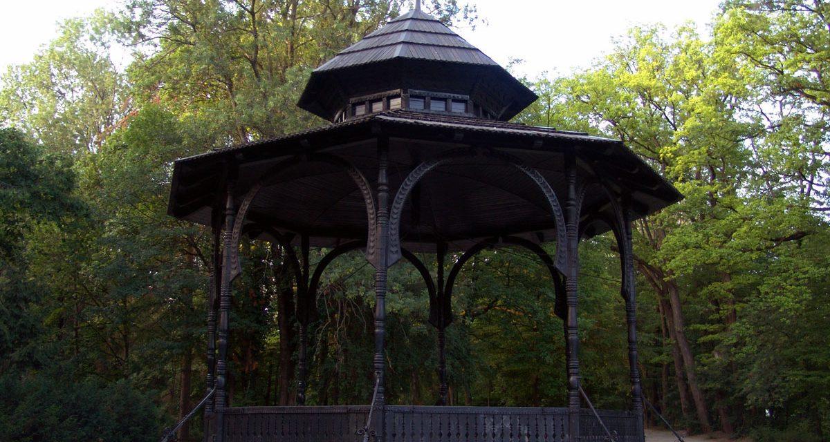 Paviljon na Tuškancu