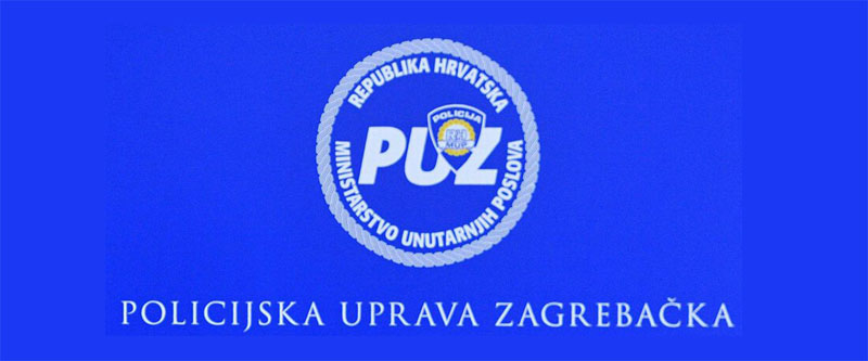 Policijske postaje Grada Zagreba