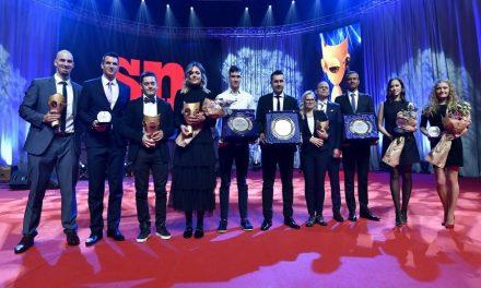 Tin Srbić i sandra Perković najbolji sportaši u 2019.godini