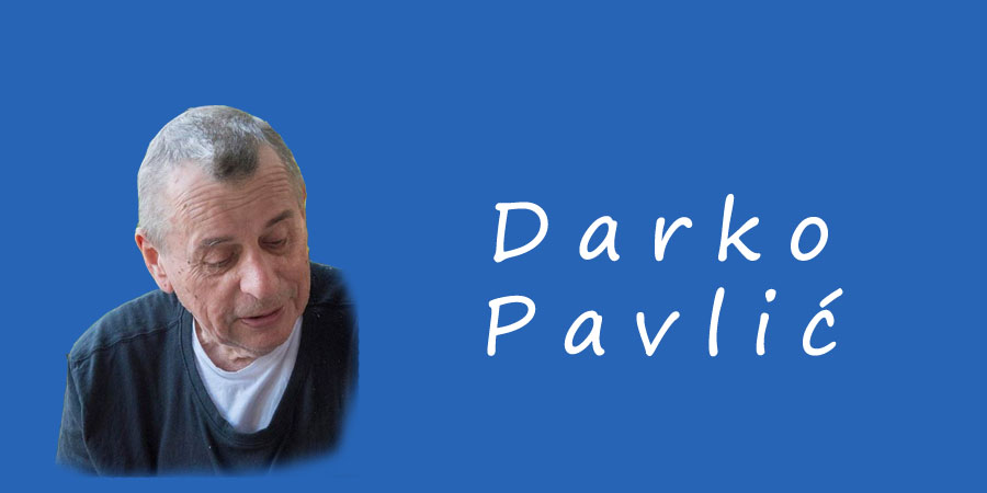 Darko Pavlić – Maksimirska klupica