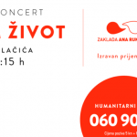 "Humanitarni koncert ""Želim život"""