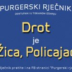 Iz purgerskog rječnika – Drot