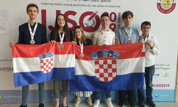 Mladi zagrepčani osvojili šest medalja na Međunarodnoj olimpijdi
