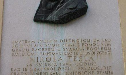 Godišnjica je Tesline smrti