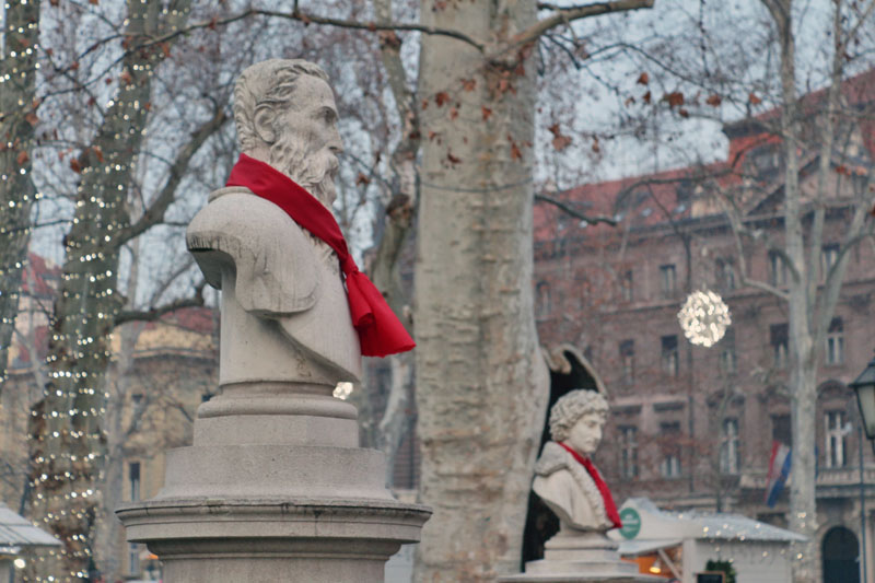 Kravat pukovnija obilježava predsjedanje Vijećem Europske Unije