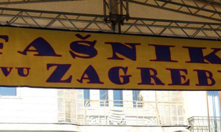 Fašnik vu Zagrebu