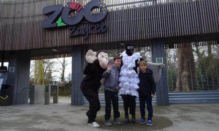 Fašnik u Zoološkom vrtu 22.-23.02