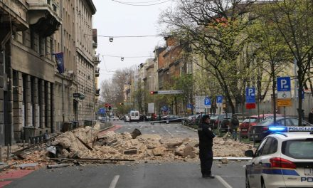 U Zagrebu zbog potresa proglašena elementarna nepogoda