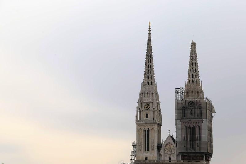 Snažan potres zatresao Zagreb