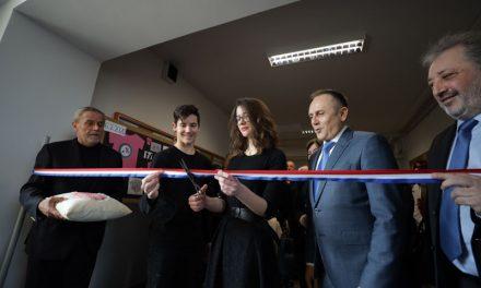 Otvoren novoizgrađeni dio Prirodoslovne škole Vladimir Prelog