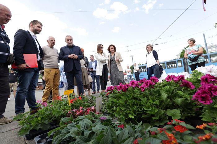Dani cvijeća Grada Zagreba i Zagrebačke županije