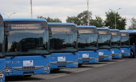 Nova 22 autobusa u voznom parku ZET-a
